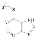 ST073385 6-(Methylthio)purine, 97%