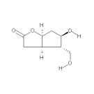 ST075172 (-)-6beta-Hydroxymethyl-7alpha-hydroxy-cis-2-oxabicyclo[3.3.0]octan-3-one
